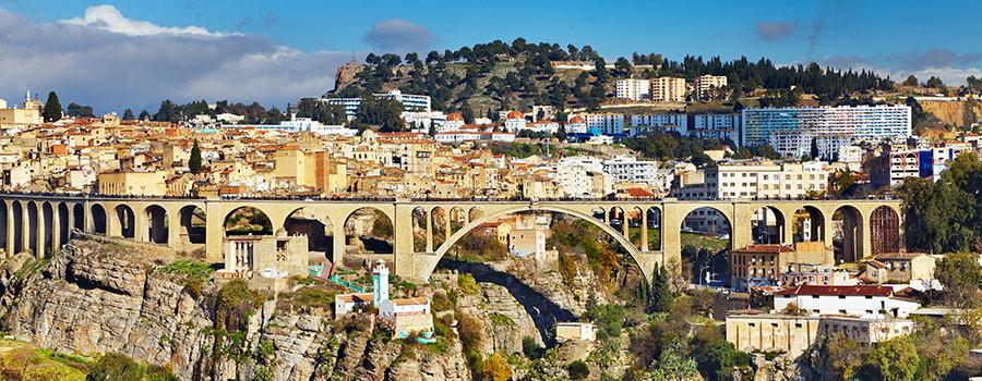 Cezayir Çalışma Vizesi
